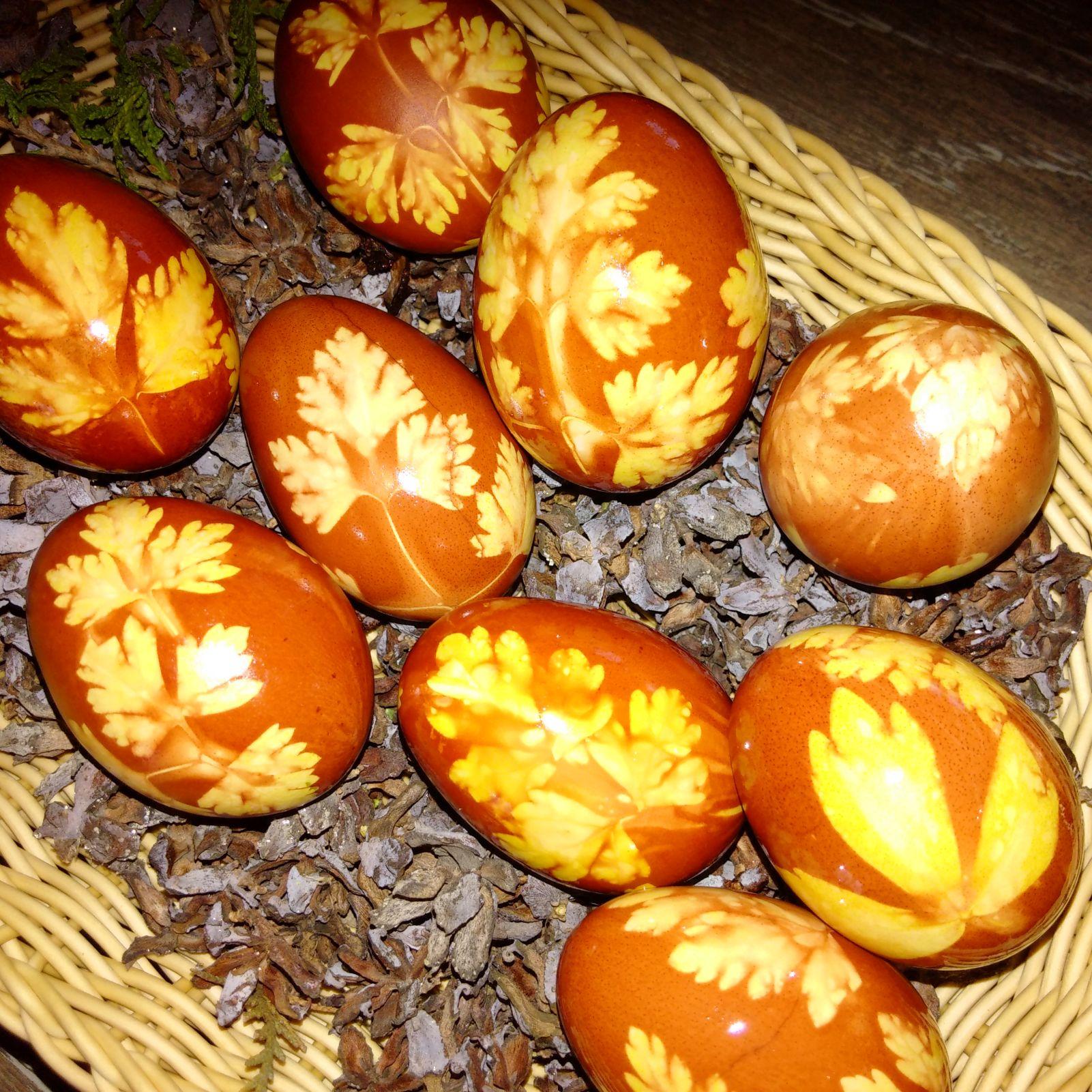 Vopsitul ouălor de Paste- tradiții si secrete