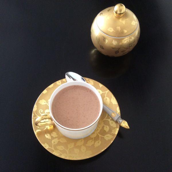Ciocolată caldă cu susan