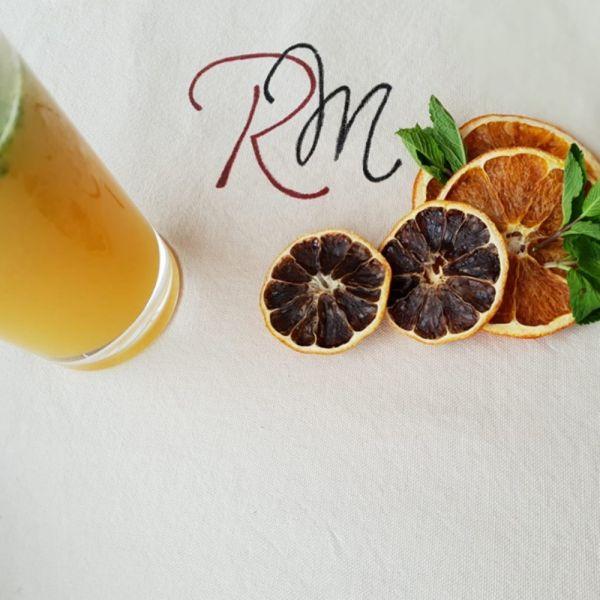 LIMO din citrice deshidratate