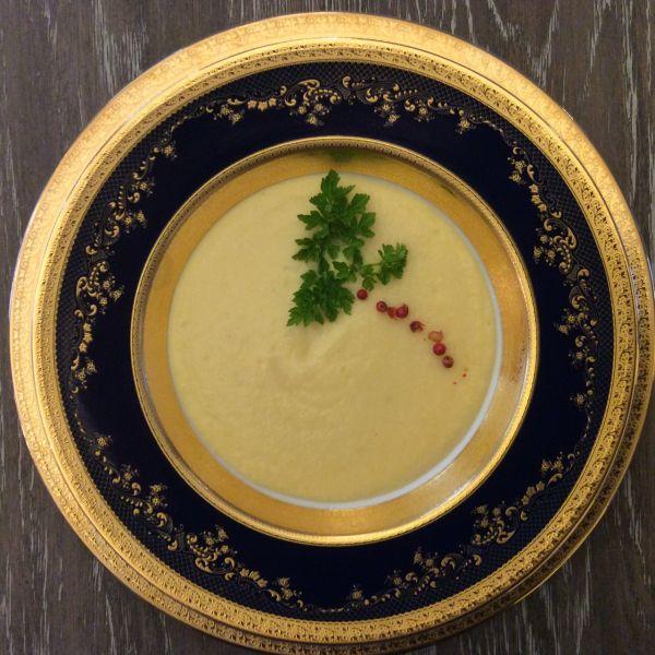 Supă cremă de păstârnac
