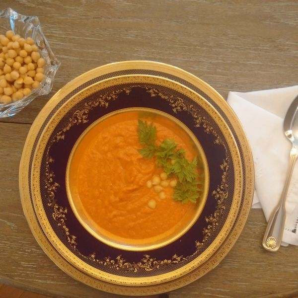 Supa cremă raw