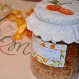 Conservare coaja de portocale