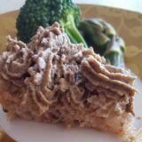 Pate de Faux Gras... cu linte și ciuperci
