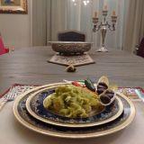 Salată de andive cu maioneză de avocado