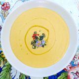 Supă cremă de dovleac (raw)
