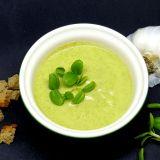 Supă cremă din Brocoli cu Usturoi
