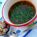 Supă de CHIMEN sau *Supa săracului*