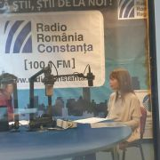 Manuela la Radio Constanța - Decembrie 2019