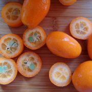 Portocale mici deshidratate